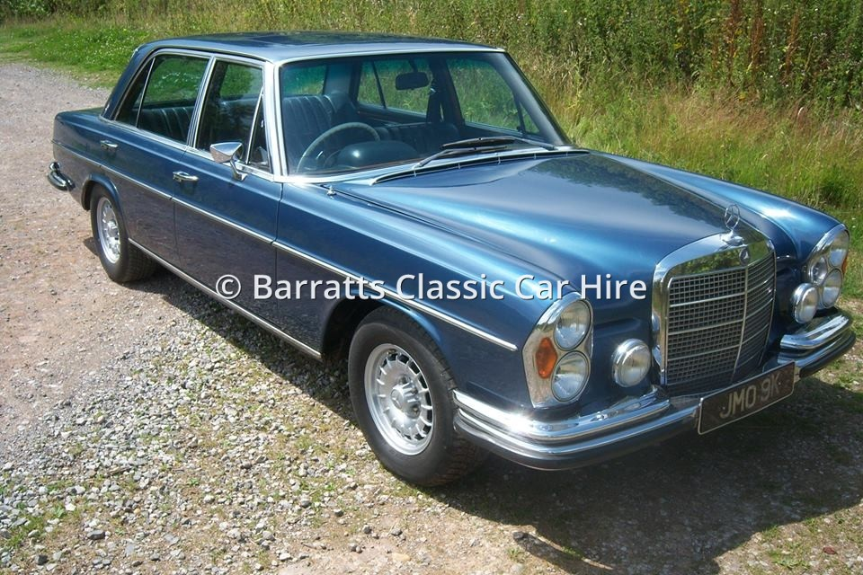 Classic restored  Mercedes 6.3 JMO 9K
