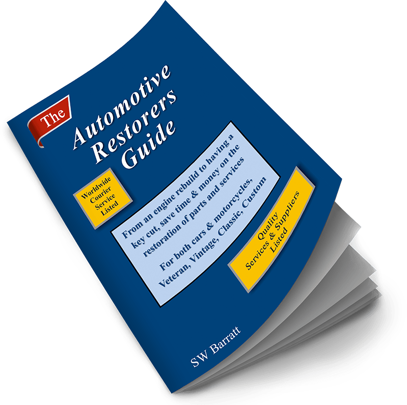 Automotive Restorers Guide